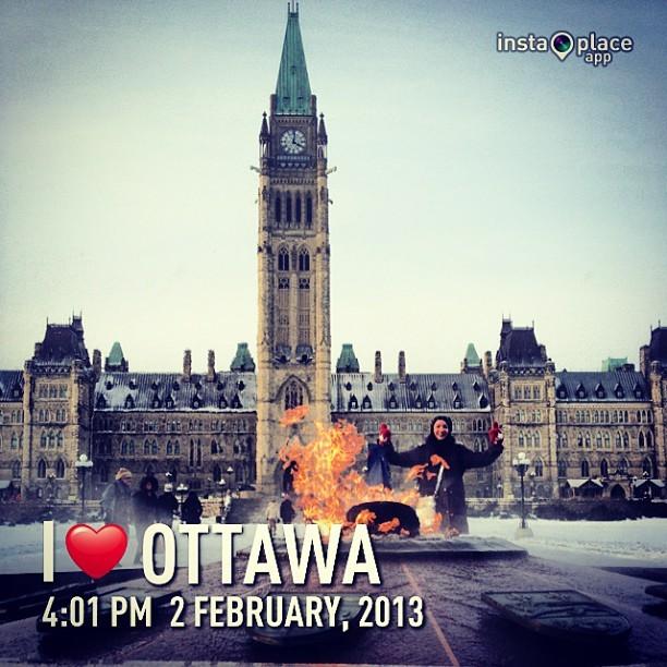Weekend In Ottawa - Parliament