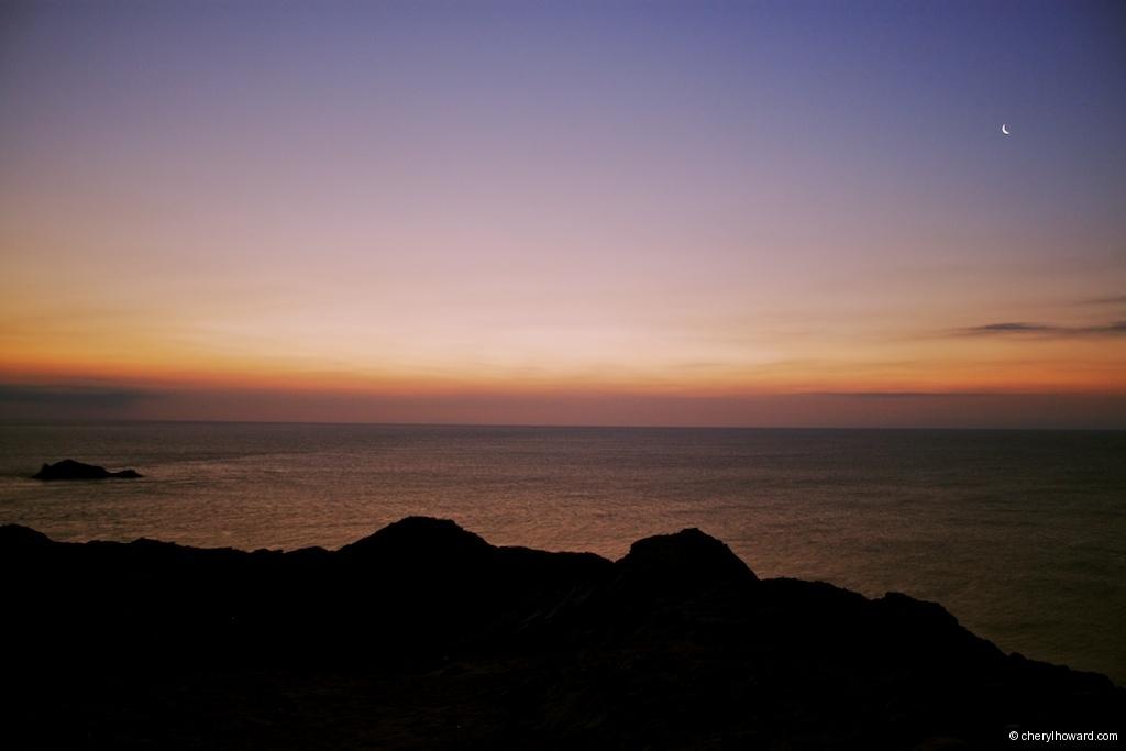 Cap De Creus Spain Sunrise Over The Sea