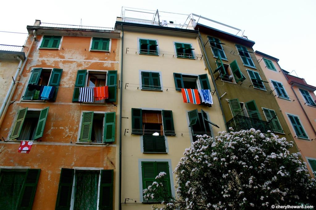 Riomaggiore Italy Homes