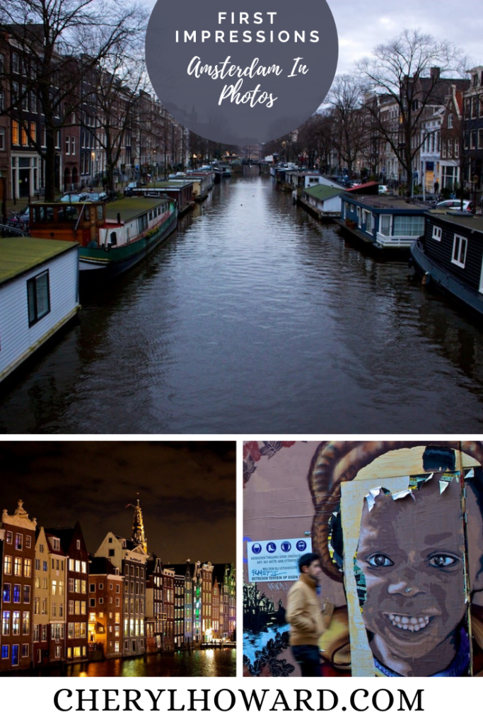 Amsterdam In Pictures - Pin
