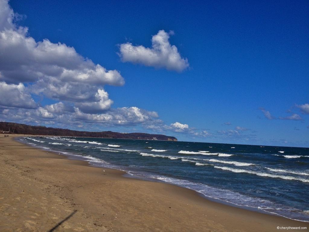 Baltic Sea Spot Waves