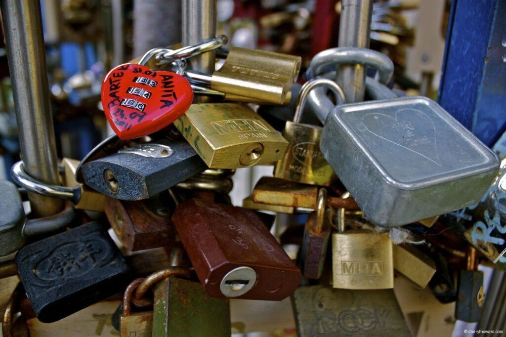 Budapest Love Locks Collection