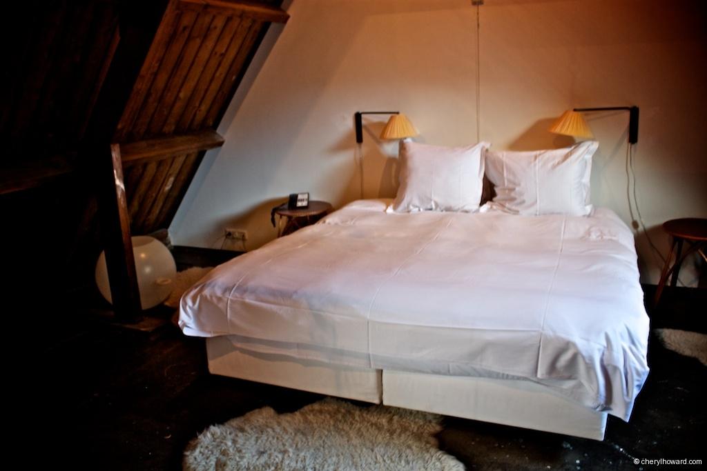 Lloyd Hotel Amsterdam 5 Star Room