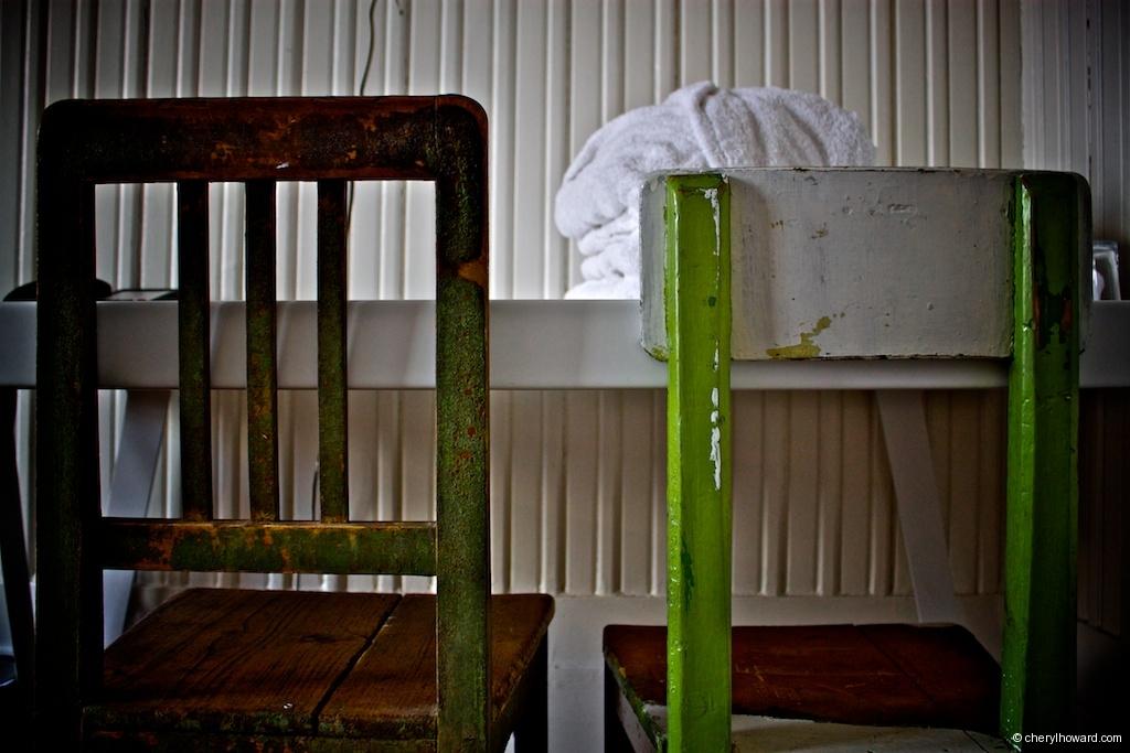Lloyd Hotel Amsterdam - One Star Room Chairs