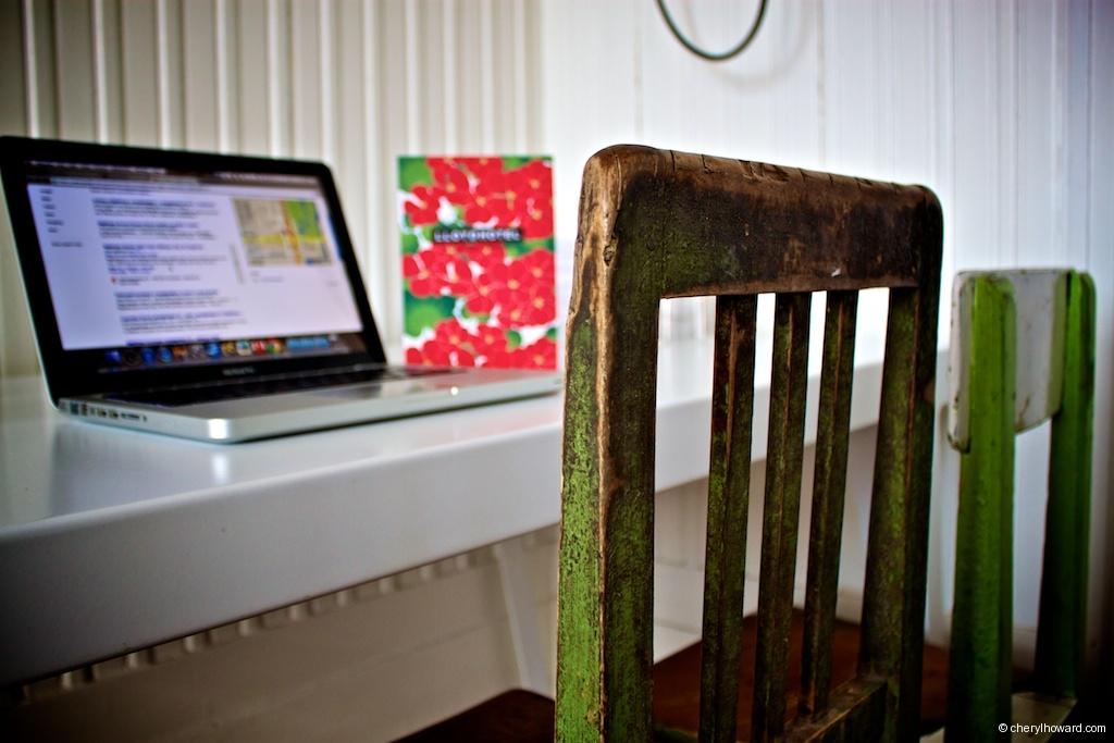 Lloyd Hotel Amsterdam - One Star Room Desk