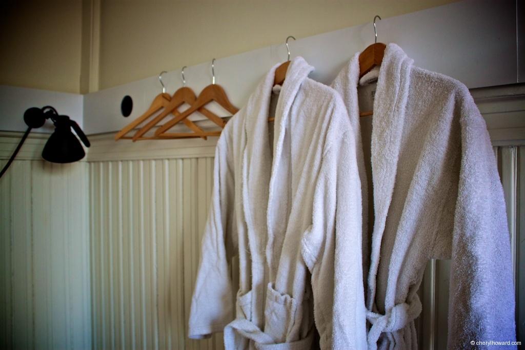 Lloyd Hotel Amsterdam - One Star Room Robes