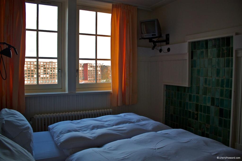 Lloyd Hotel Amsterdam - One Star Room View