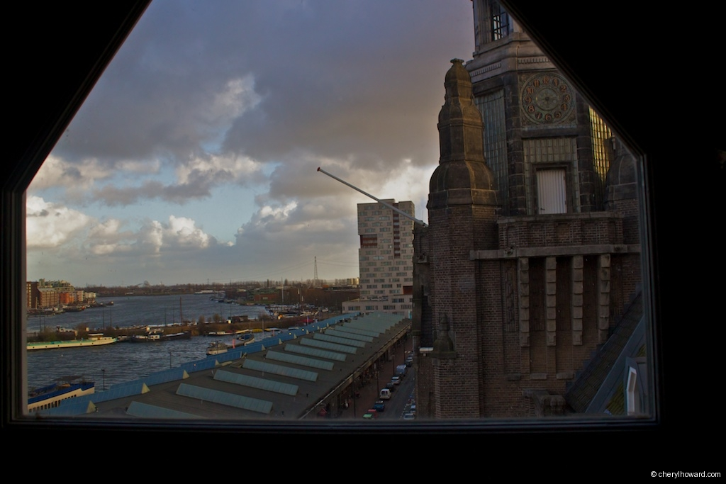 Lloyd Hotel Amsterdam - Room With A View Five Star