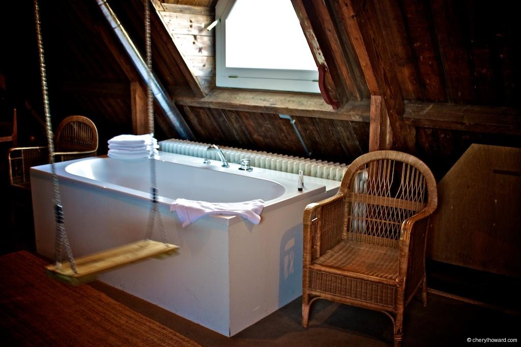 Lloyd Hotel Amsterdam Room With Swing