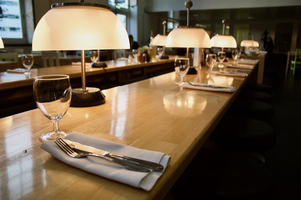 Lloyd Hotel In Amsterdam Bar