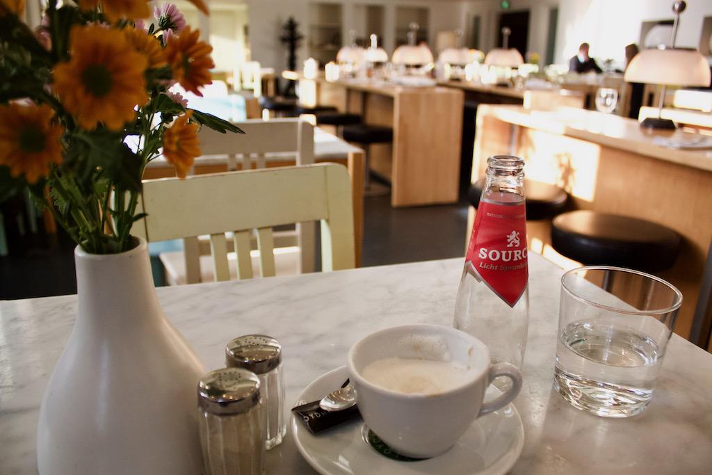 Lloyd Hotel In Amsterdam Coffee