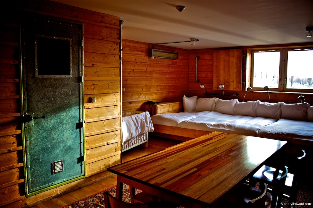 Lloyd Hotel Weird Room