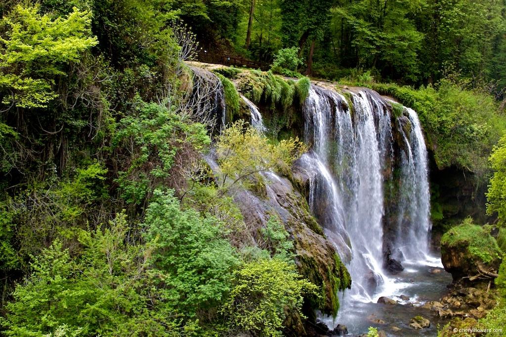 Marmore Waterfalls Beauty