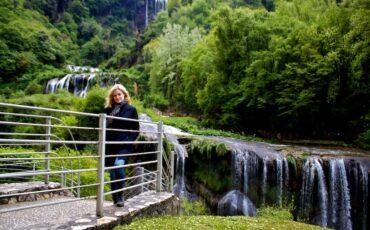 Marmore Waterfalls Cheryl Howard