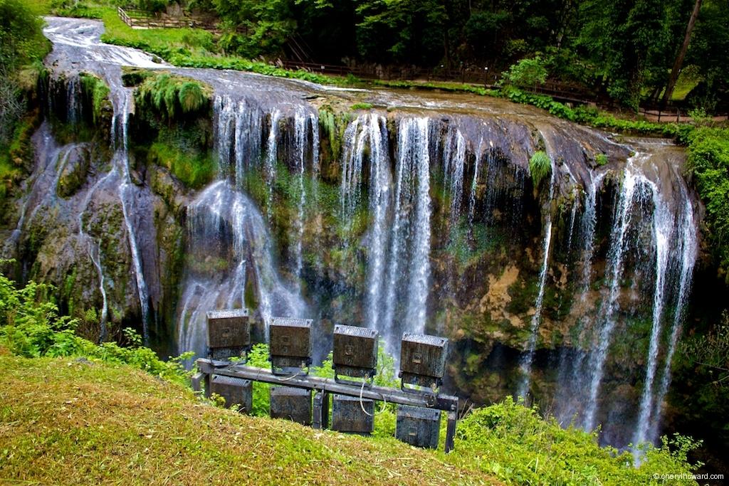 Marmore Waterfalls Tier