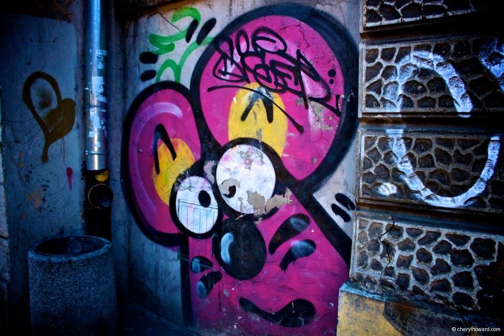 Street Art In Krakow - Mouse