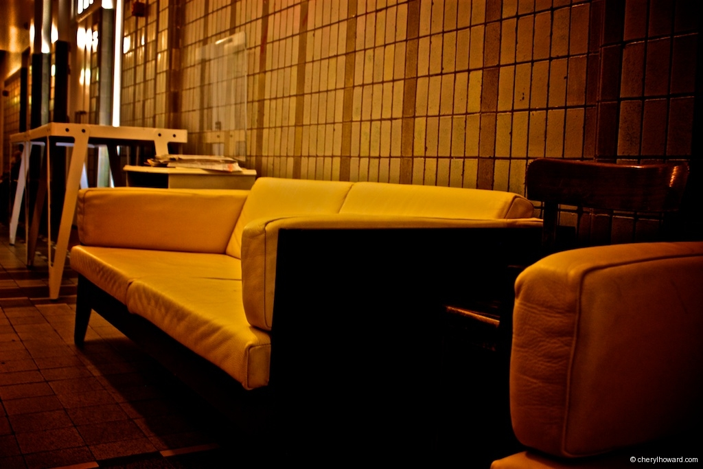 The Lloyd Hotel - Couches In Hallway