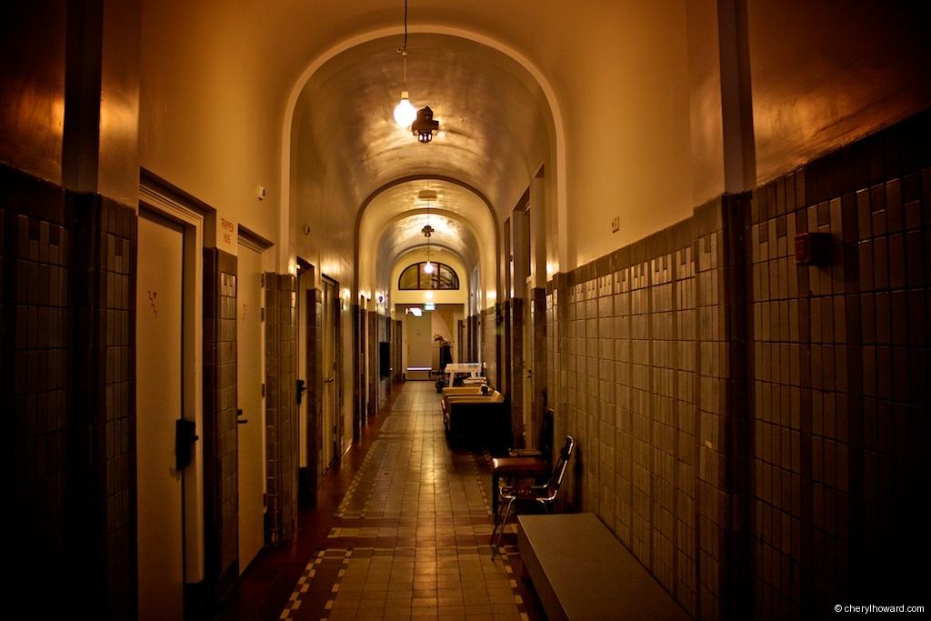 The Lloyd Hotel - Hallway