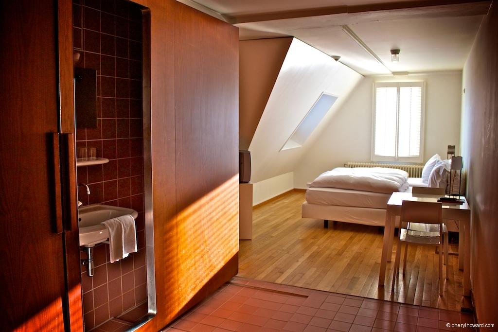 Three Star Room Lloyd Hotel