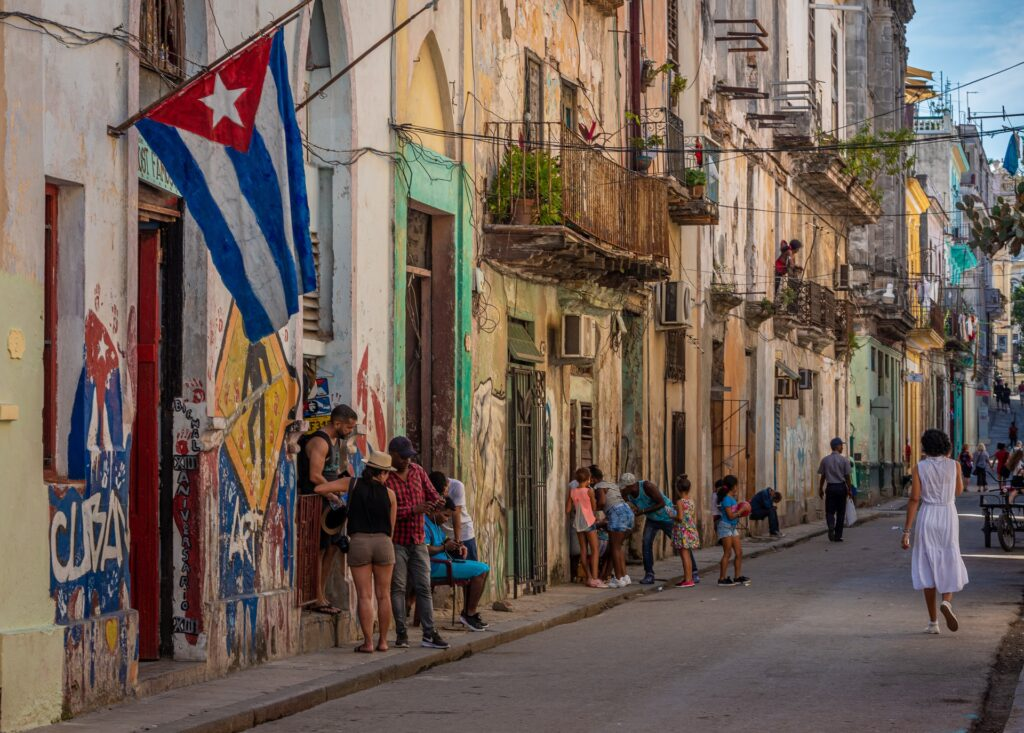 Casa Particular Cuba - StreetCasa Particular Cuba - Street
