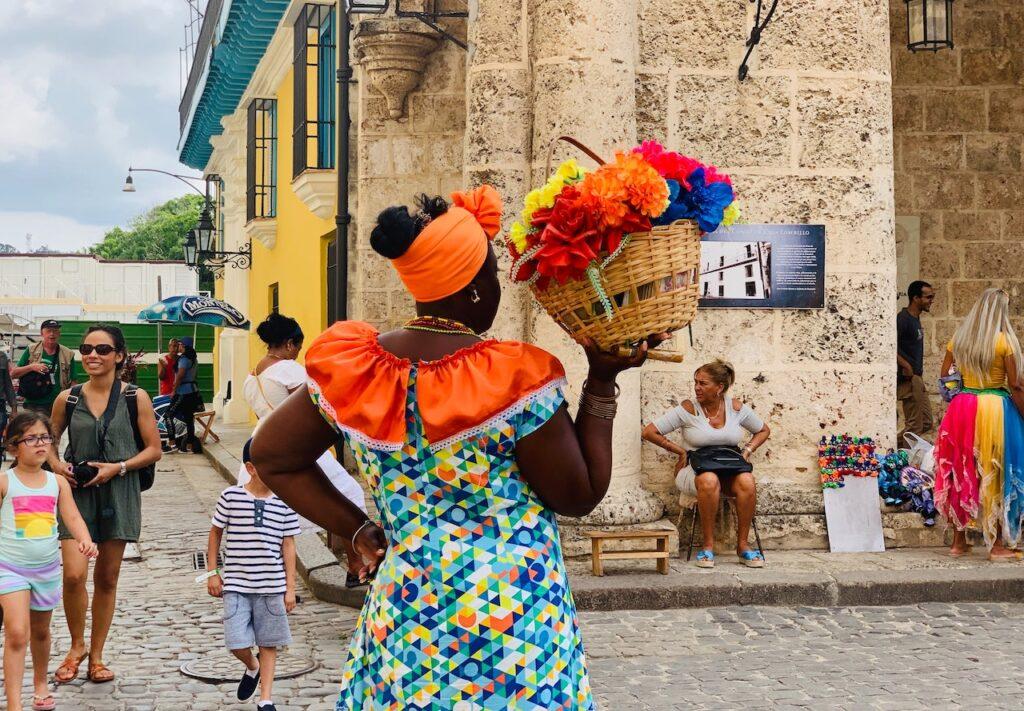 Casa Particular Cuba - Woman