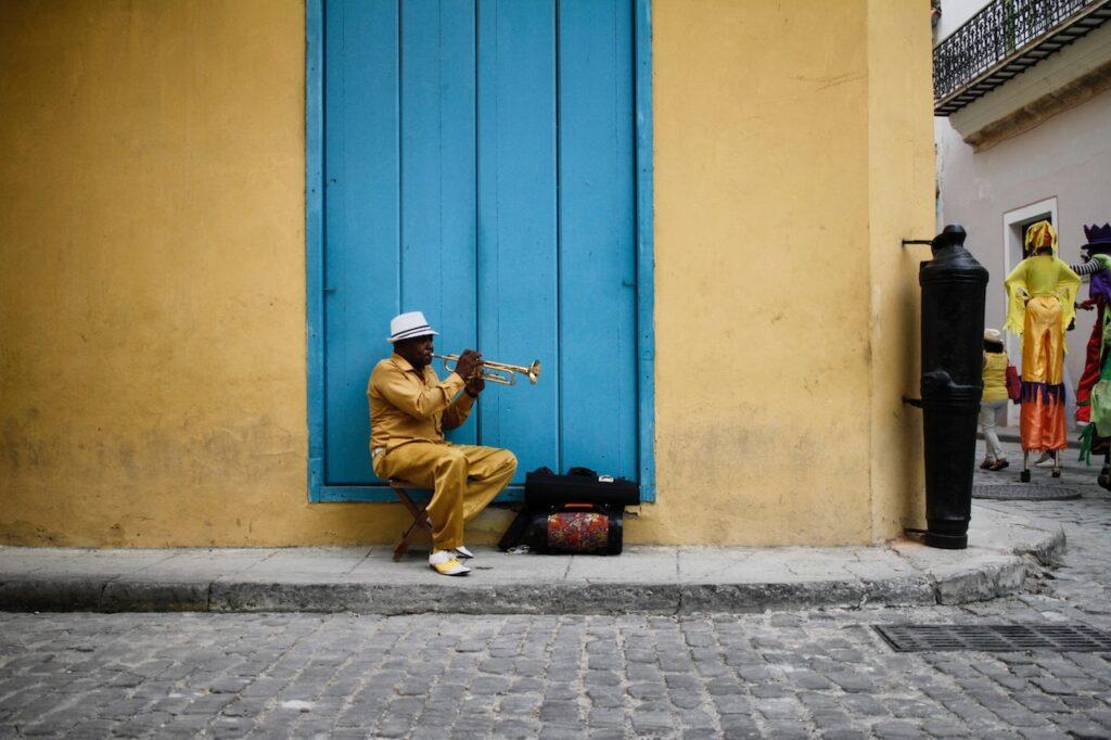 Cuba Havana Man