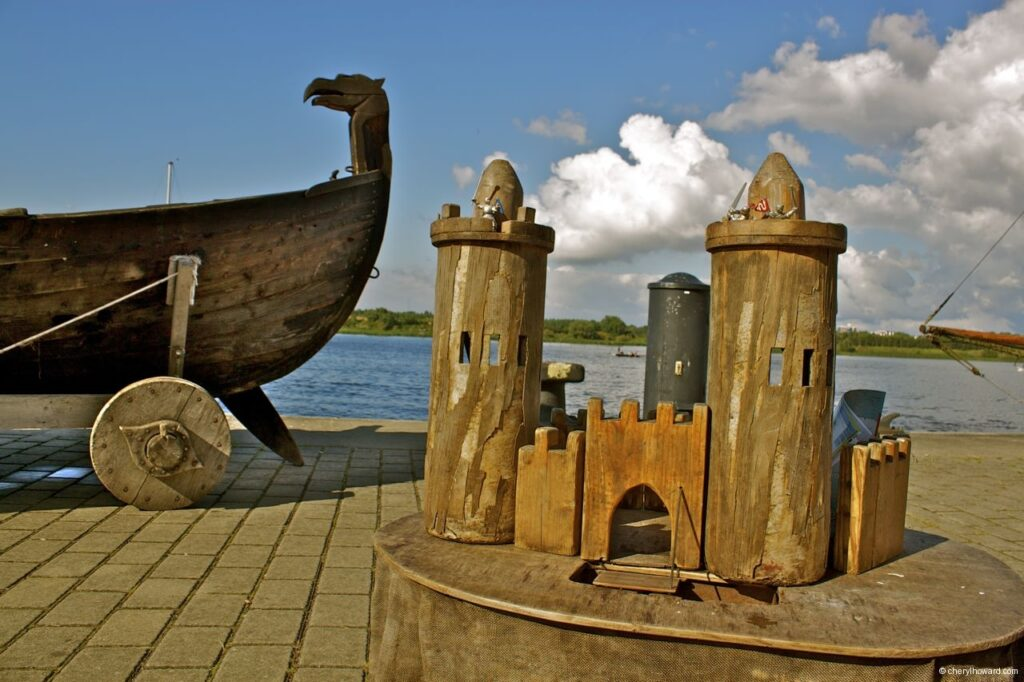 Hanse Sail In Rostock Market - Toy Castle