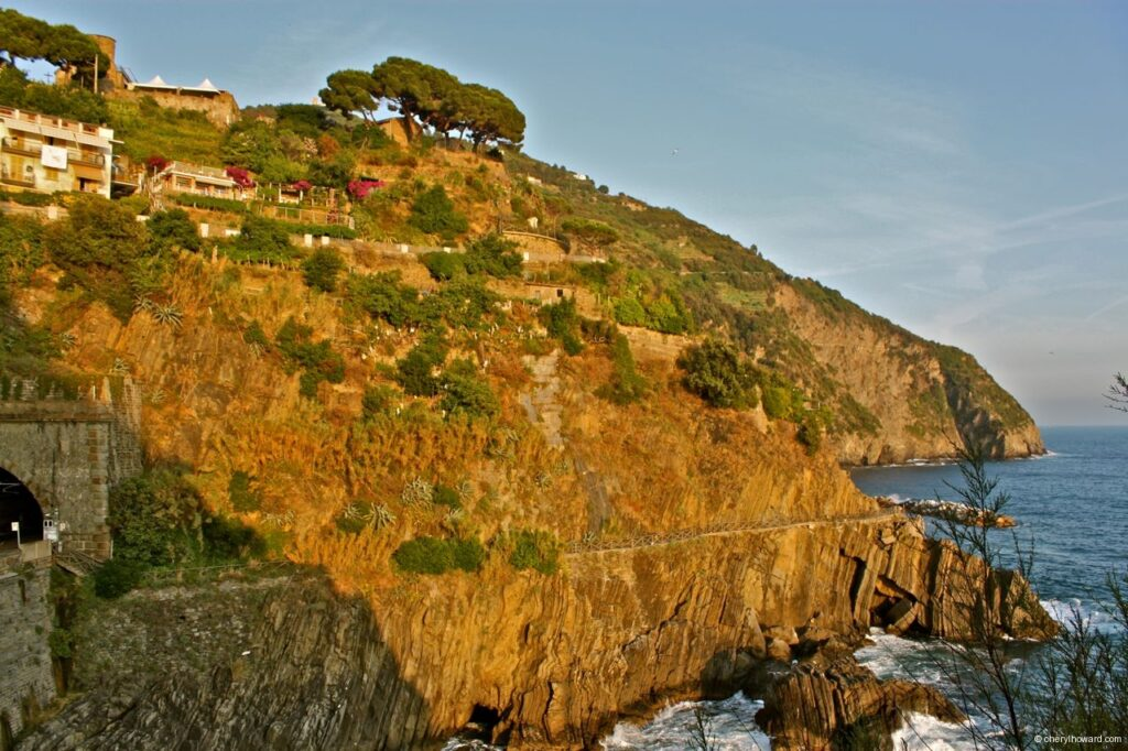 Via dell'Amore - Cliffs and Sea Cinque Terre