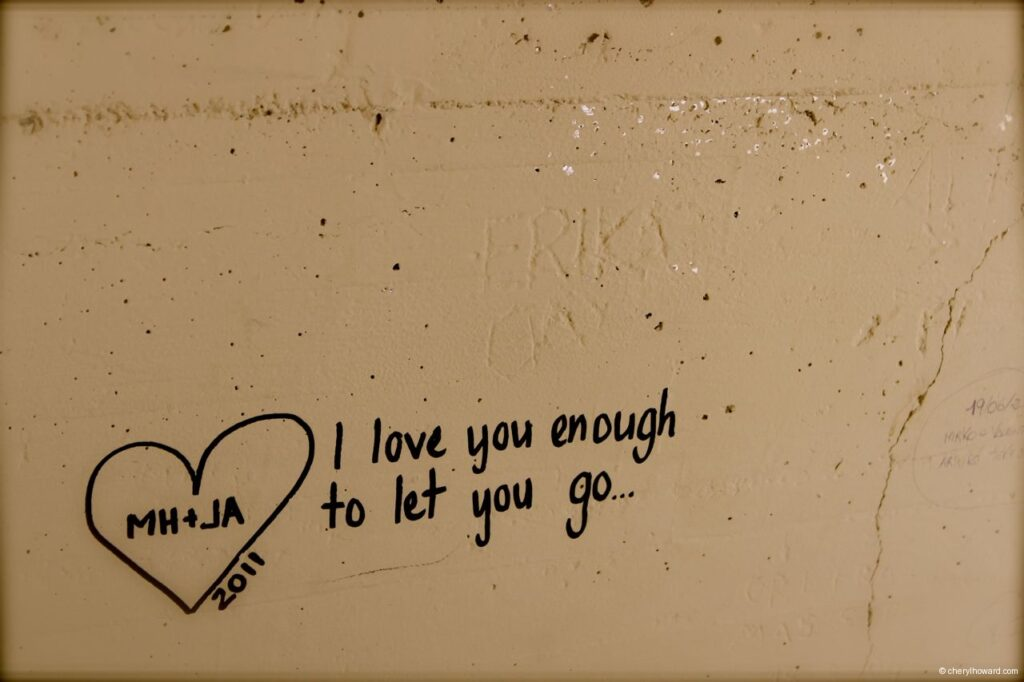 Via dell'Amore (Way of Love) - I Love You
