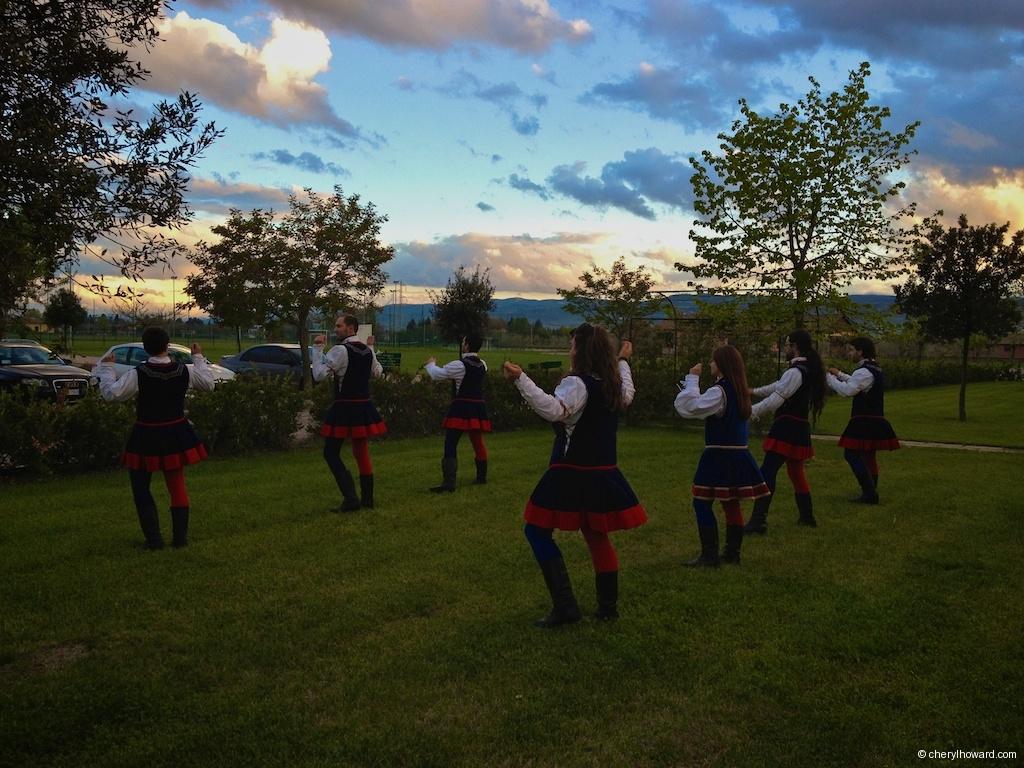 Compagnia Sbandieratori e Musici di Città della Pieve Dancers