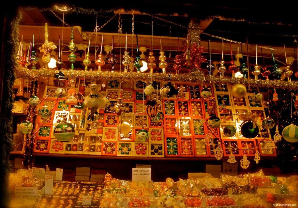 Vienna Christmas Market Decorations