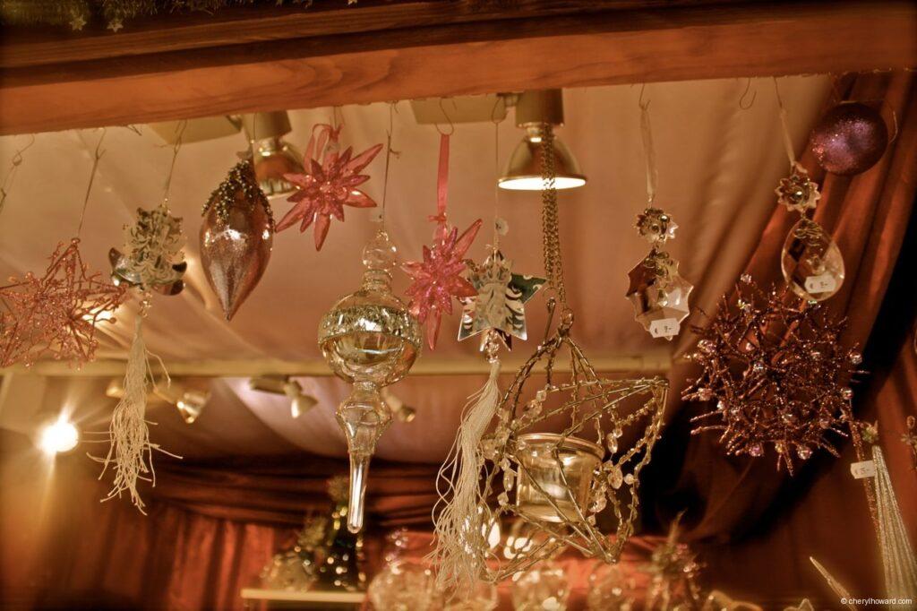 Vienna Christmas Tree Decorations