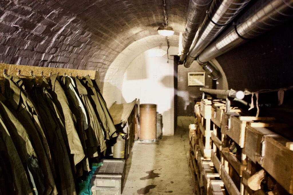 10-Z Nuclear Shelter In Brno Czechia - Bunker Shelter