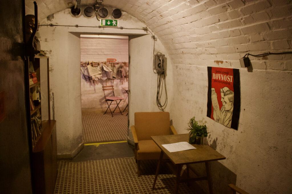 10-Z Nuclear Shelter Nook